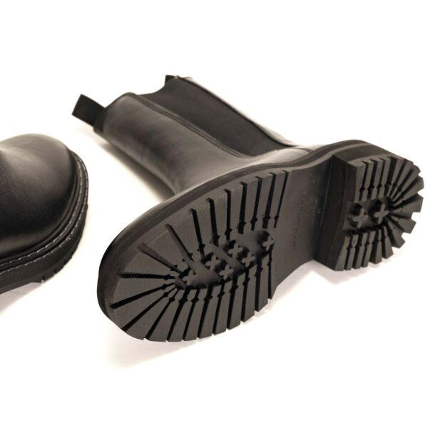 Botas Haily negro