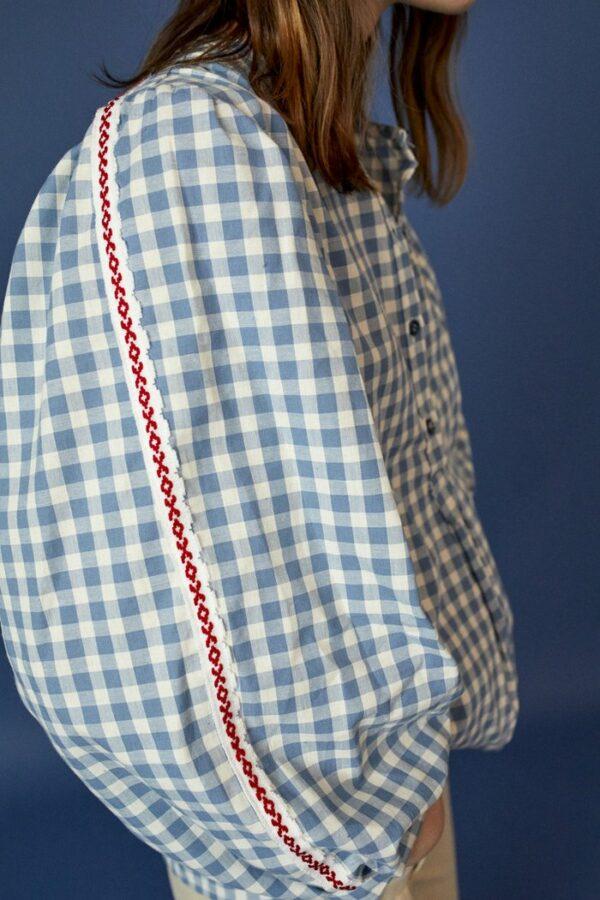 Camisa Cooper cuadros