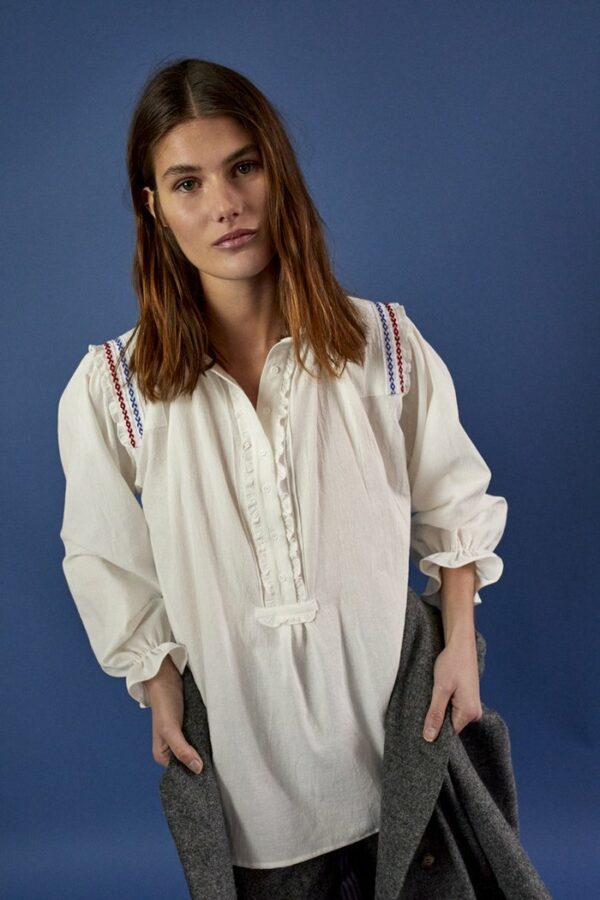 Camisa Cooper blanco