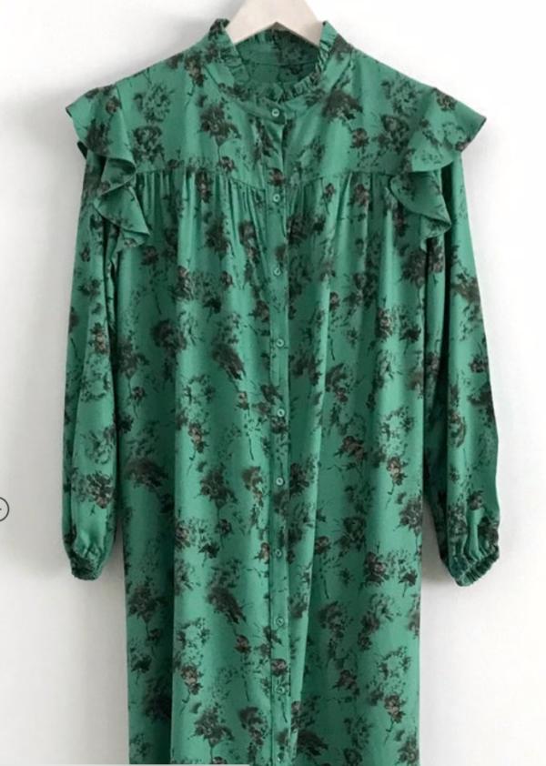 Vestido Claire verde